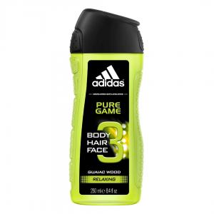 Adidas Pure Game Shower Gel – 250 Ml