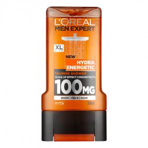 L'Oréal Men Expert Hydra Energetic Shower Gel – 300 Ml