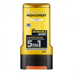 L'Oréal Men Expert Invincible Sport Shower Gel – 300 Ml