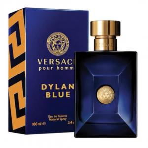 Versace Dylan Blue Eau De Toilette – 100 Ml